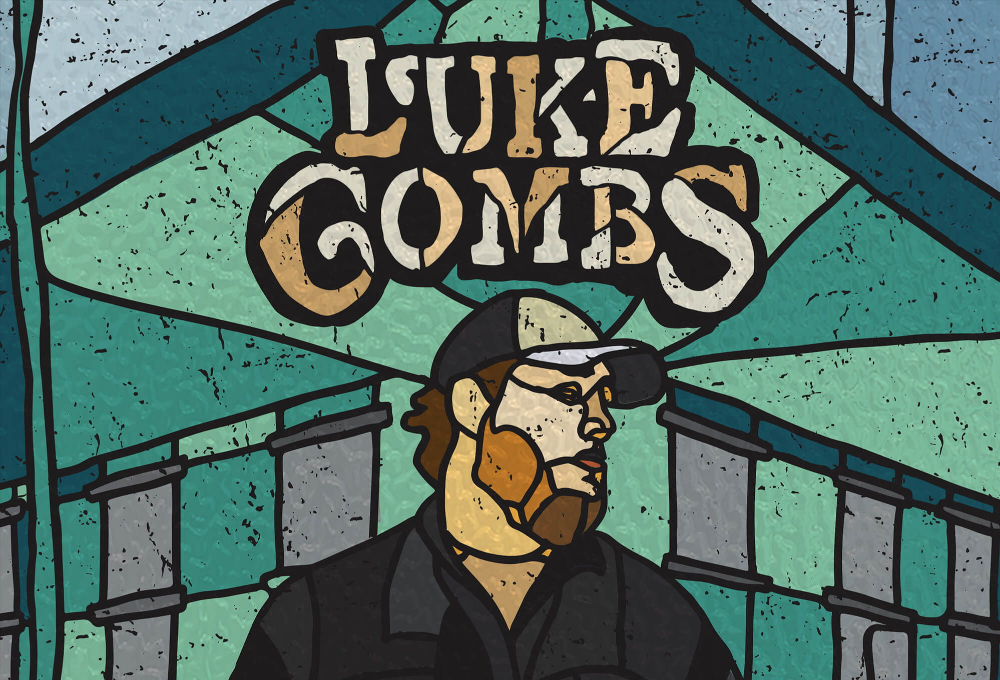Luke Combs Music Widget Retail Links Purchase Order Pre-save Pre-sale Stream