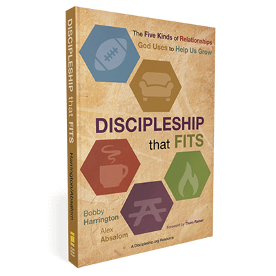Discipleship That Fits: The Five Kinds of Relationships God Uses to Help Us Grow #2
