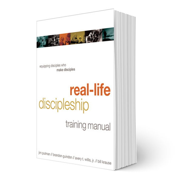 Real Life Discipleship Manual
