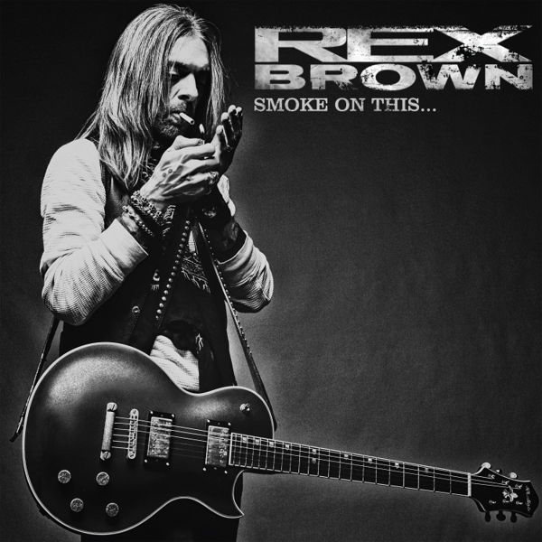 Rex Brown Music Widget Retail Links Purchase Order Pre-save Pre-sale Stream