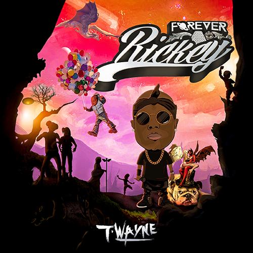 T-Wayne Music Widget Retail Links Purchase Order Pre-save Pre-sale Stream