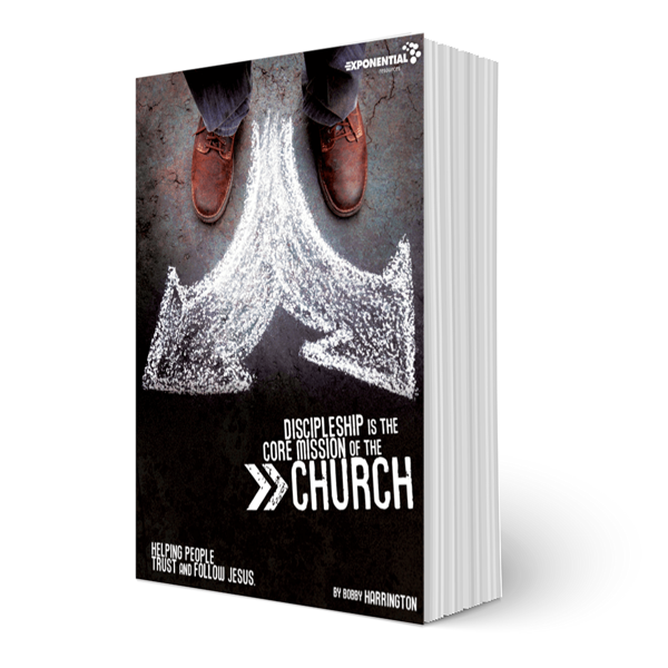 Discipleship is the Core Mission of the Church