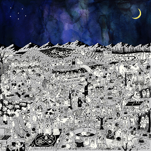 Father John Misty Pre-save Spotify