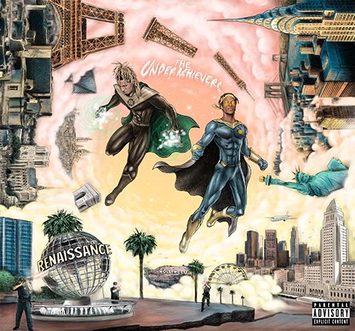 The Underachievers Pre-save Spotify