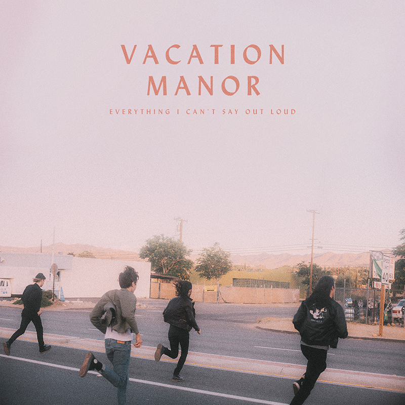 New Album From Vacation Manor